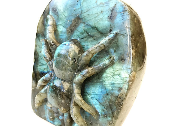 Labradorite 'Spider'