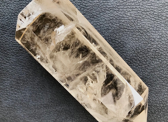 Pale Smokey Quartz Point