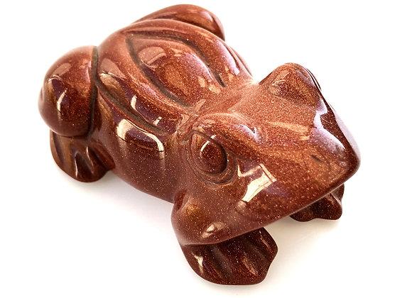 Gold Starstone Frog
