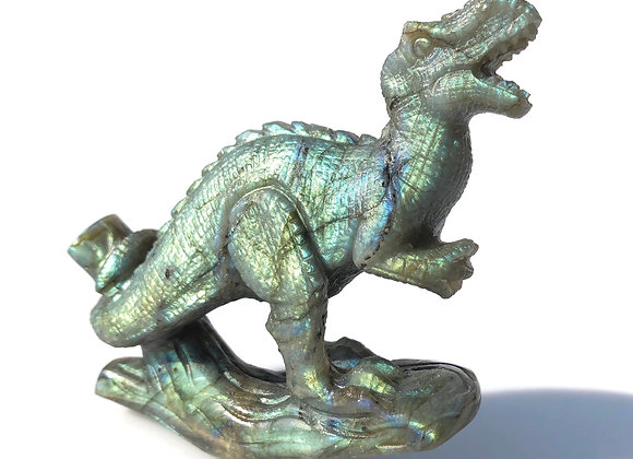 Labradorite Dinosaur