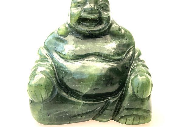 Jade (Nephrite) Buddha