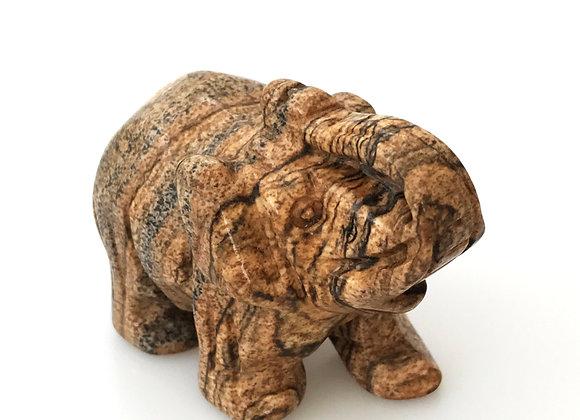 Picture Jasper Elephant