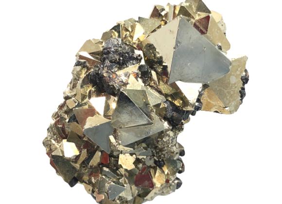 Peruvian Pyrites A Grade