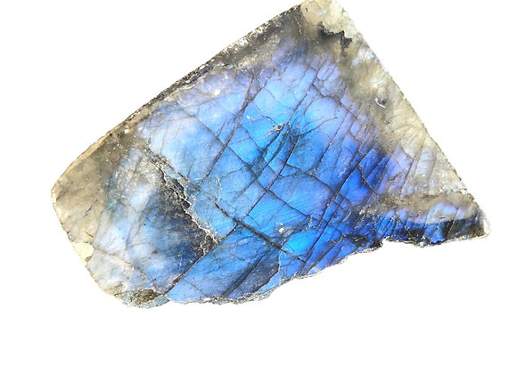 Labradorite One Face Polished