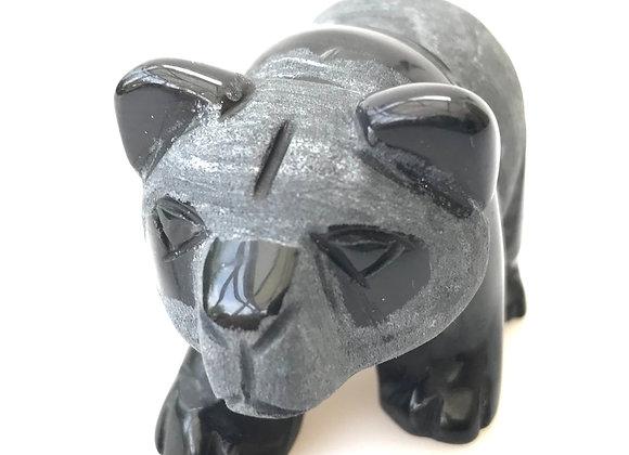 Obsidian Panda