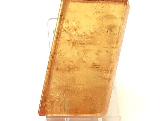 Golden Optical Calcite