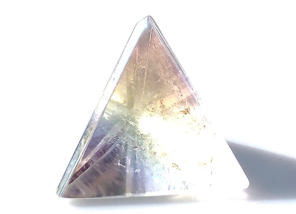 Angel Aura Quartz Pyramid