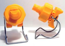 JK-A, JK-B, clamp nozzles, EasyClip, sin