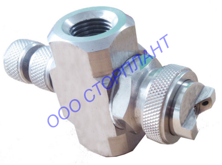 pneumatic-nozzle-JN-spraying-pressure-external-flat fan 2
