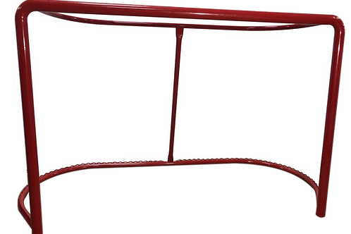 "Professional Red Hockey Goal Frame 44"" (Pair)"