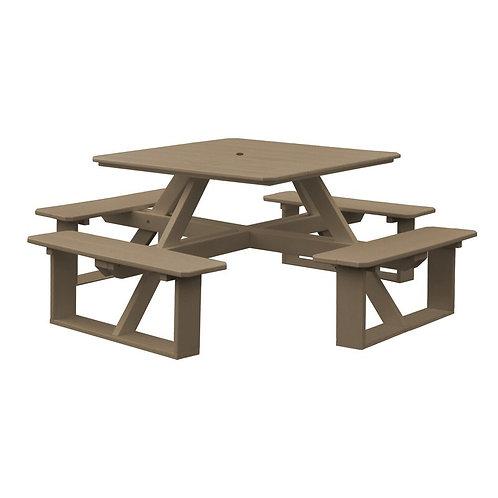 Plastic Picnic Table