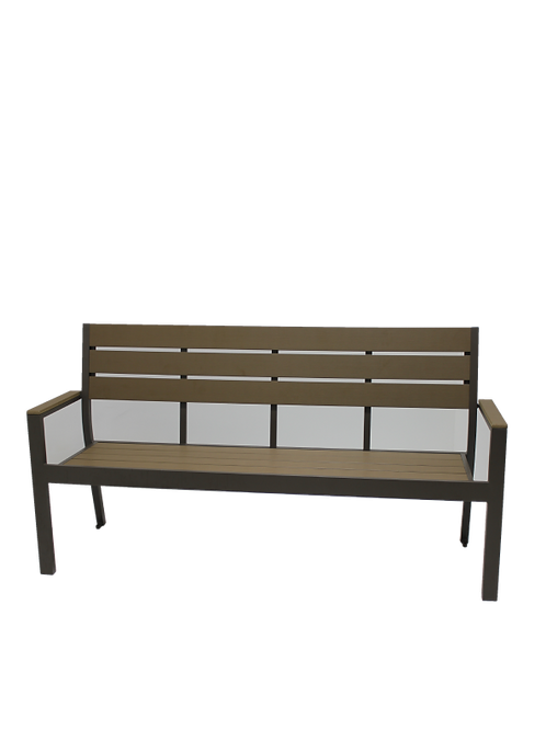 Durango Bench With Back