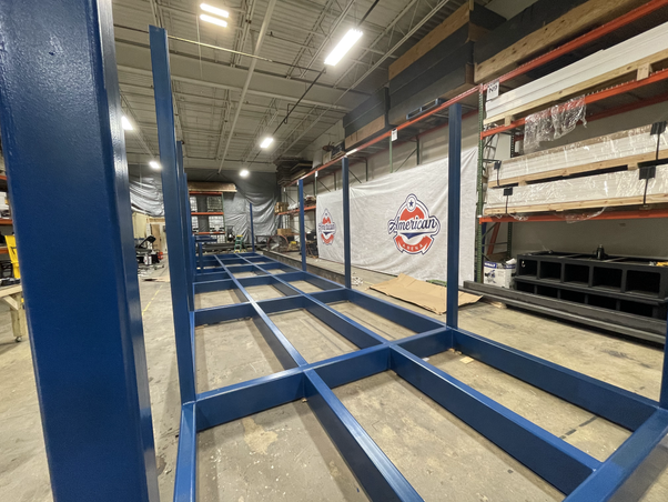 210-Ton Ice Rink Chiller