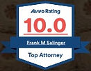 AVVO 10 Top Attorney Rating