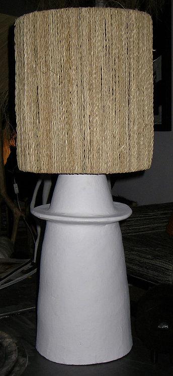 Lampe Terre Cuite