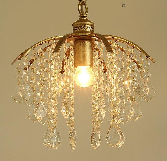 Gold Turkish Lamp (PO202LD)