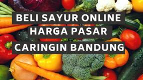 Beli Sayuran Harga Ps. Caringin