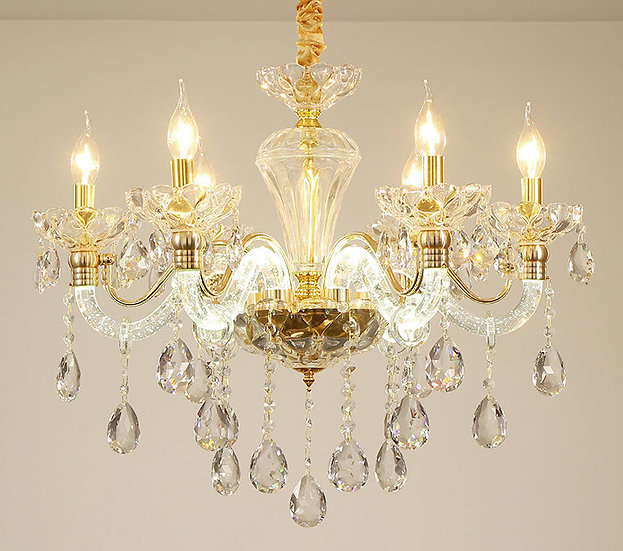 Villa Shine Chandelier (PO364)