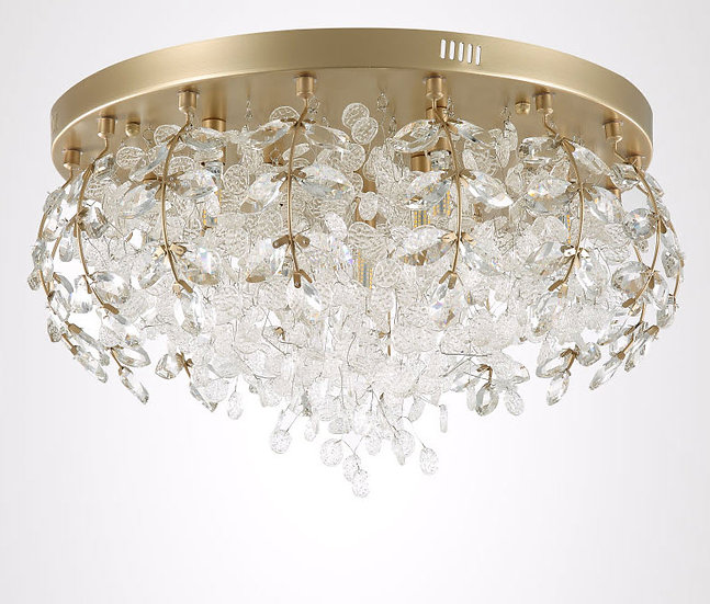 Bust Merline Chandelier (PO396)