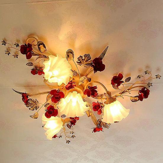 Nur Rose Lamp(PO151)