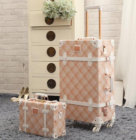 Peach Line Luggage (UN10)