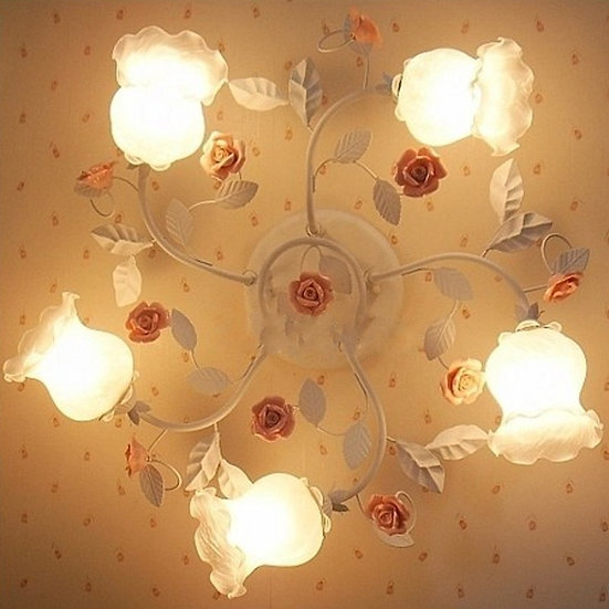 Rose Estaly Lamp (PO70)