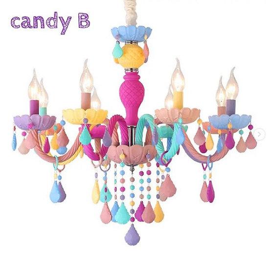 Candy Chandelier Lamp B (PO123)