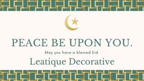Happy Eid 1441 H