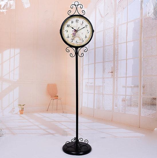 Standing Clock Shabby (CL01)