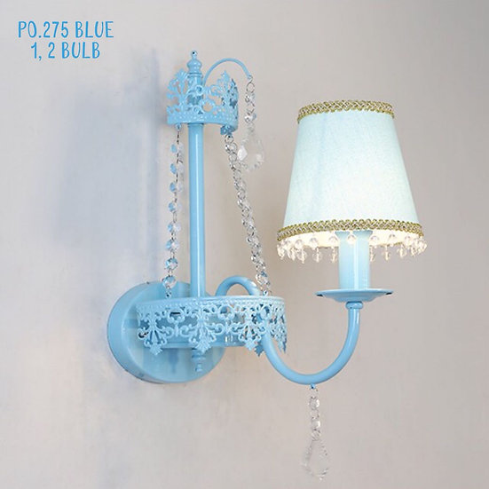 Shabby Chic Wall Lamp Stoya (PO275)