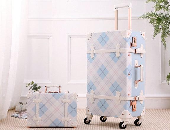 Blue Wind Luggage (UN13)