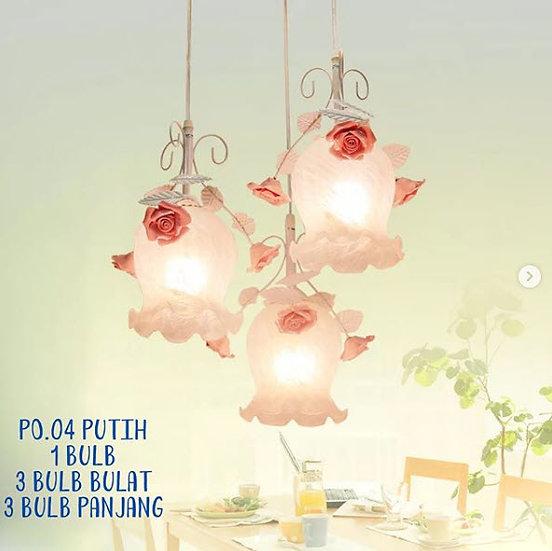 Lampu Gantung Shabby Chic Cemara