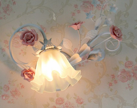 Wall Lamp Rose Tean (PO22)