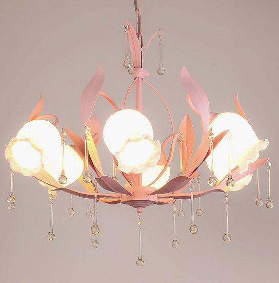 Shabby Chic Lamp Cena (PO33)