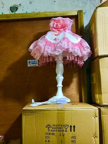 Pink Girly table lamp