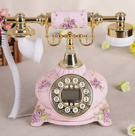 Shabby Chic Telephone (TO01)