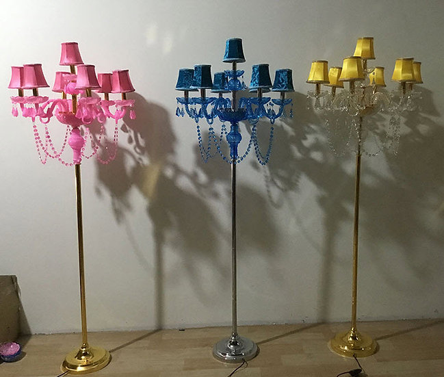 Colorfull Standing Lamp (PO401)