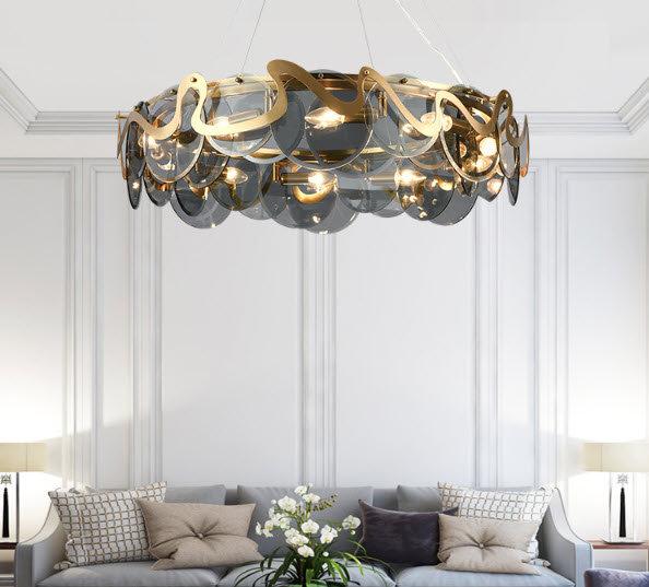 Leyna Scandinavian Lamp (PO524)