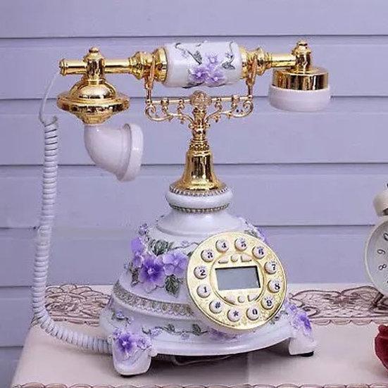 Shabby Chic Telephone (TO04)