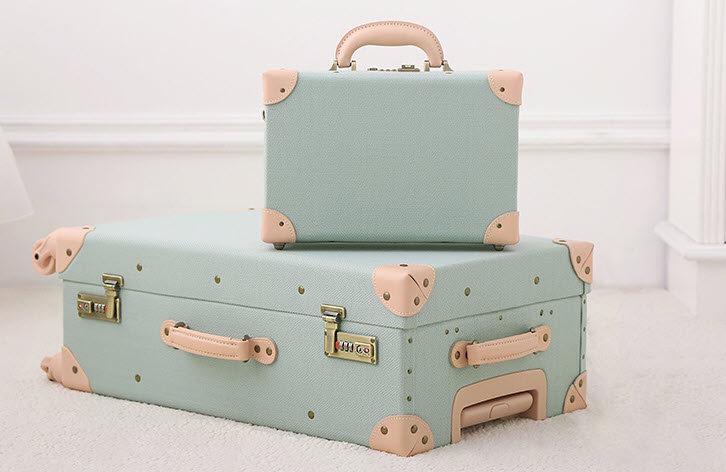 Retro Oxford Luggage (UN17)