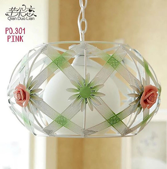 Hanging Lamp Lily (PO301)