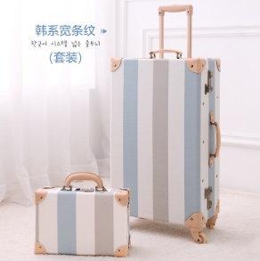 Korean Strip Luggage (UN04)