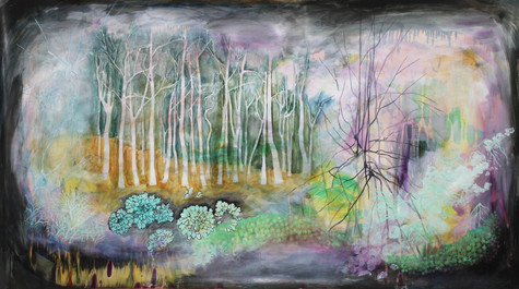 "Jessica Mongeon,  ""I Found myself within a Forest Dark"""