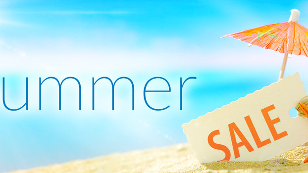 Summer Sale and Upcoming Fall Exhibits