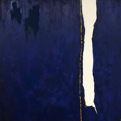 "Laura Welshans, ""Blue Space"""