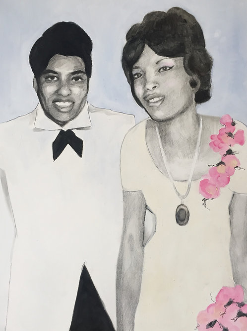 ORIGINAL Pat's Wedding, 1968