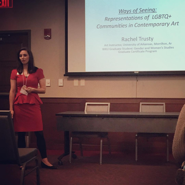 NEWS: Presentation at the Gender and Communication Conference at Western Kentucky University in Bowl