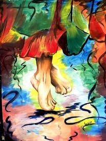 "Shirley Tipton, ""We all Dance"""