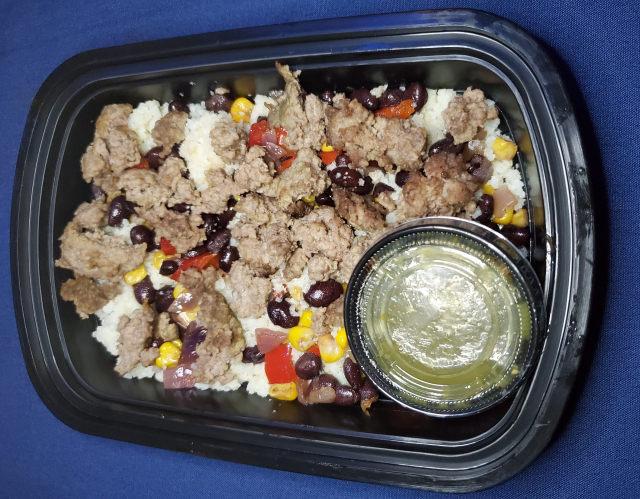 Taco Beef Bowl
