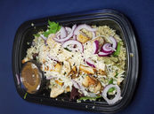 Grain Salad Chicken